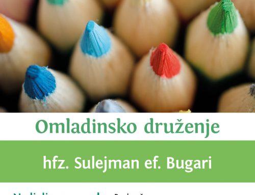 Omladinsko druženje sa hfz. Sulejman ef. Bugari