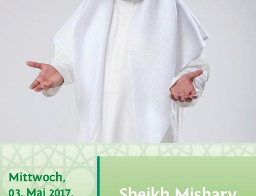 Sheikh Mishary bin Rashid Alafasy