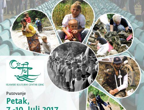 Marš mira – Srebrenica 2017