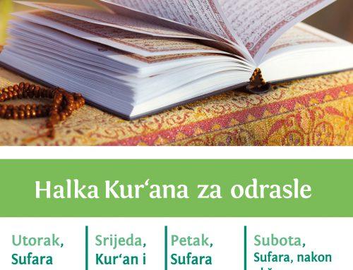 Halka Kur'ana za odrasle
