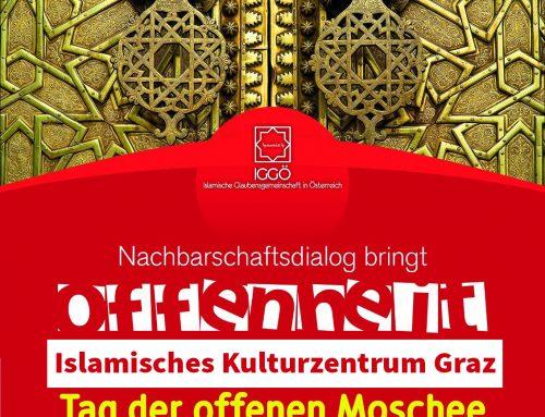 Tag der offenen Moschee – Reden wir mit MuslimInnen, anstatt über sie