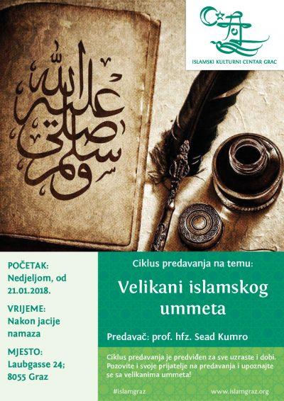 Velikani islamskog ummeta