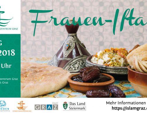 Frauen-Iftar