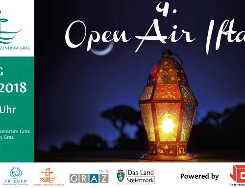 4. Open Air Iftar