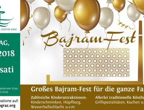 Großes Bajram-Fest für die ganze Familie
